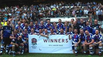 old otliensians rufc: amateur side pips southgate to award