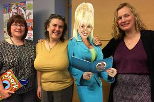 dolly parton's imagination library helps get west lothian a head start in learning