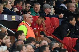 alexis sanchez linked with shock move as clubs offer chilean escape route from manchester united