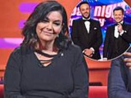 dawn french, 61, reveals she's named her breasts ant mcpartlin and dec donnelly