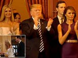 ivanka and jared are treated like royalty at a glamorous g20 event at buenos aires opera house