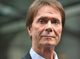 sir cliff richard reveals he is terrified of being pictured around youngsters