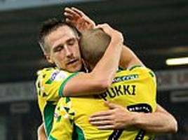 championship round-up: pukki nets 11th of the season in comeback win for leaders norwich