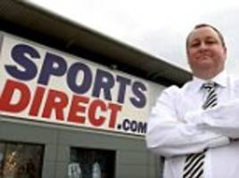 mike ashley set for a showdown with mps over £900m government handout