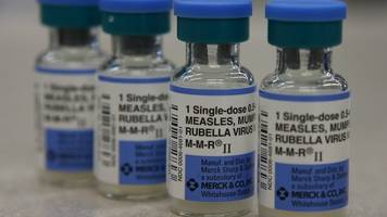 gap in vaccine coverage caused surge in measles, say health officials