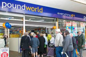 poundworld worker stole over £3,000 of takings and even hid it up his sleeve
