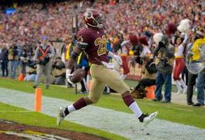 five keys for the redskins in their 'monday night football' game against the eagles