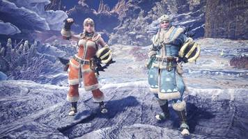 Monster Hunter World Winter Event Now Live On PS4, Xbox One, And PC