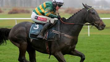 'that was incredible' - buveur d'air wins fighting fifth hurdle at newcastle