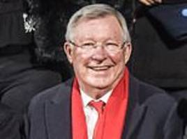 medics 'spied on' sir alex ferguson when he was fighting for his life
