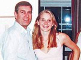 the photo prince andrew must long to forget is back