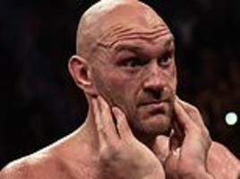 'this man should be banned for life': tyson fury blasts judge alejandro rochin