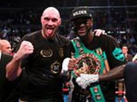 tyson fury wins over critics by showing his human side