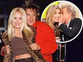 rod stewart and wife penny lancaster nearly split over caprice