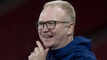scotland 'have a good fighting chance' of euro qualification - alex mcleish