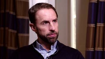 gareth southgate: 'not reaching the world cup final was painful'