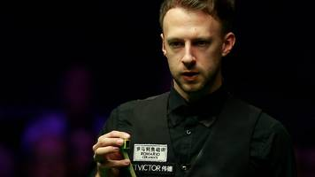 uk championship: judd trump spurns two 'unmissable' shots en route to win