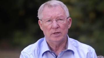 sir alex ferguson: probe after medical records reportedly accessed