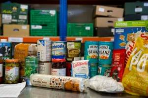 foodbank nomination: the amazing way essex's travelling community are challenging each other to help