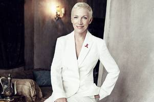 annie lennox on #metoo movement and why feminism must include men and boys