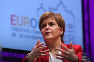 nicola sturgeon deserves to have a place in any brexit tv showdown
