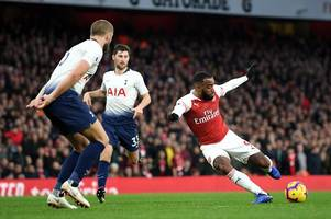 tottenham player ratings: nightmare for juan foyth and vertonghen as spurs struggle at emirates