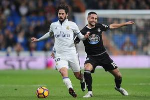 What Isco has said about the Premier League will alarm Arsenal, Chelsea and Spurs fans