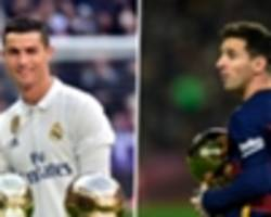 has modric ended ronaldo & messi's ballon d'or duopoly - or merely interrupted it?