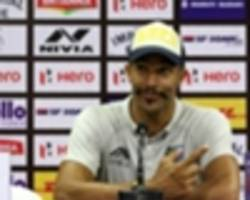 isl 2018-19: david james - i want to win games and entertain the fans