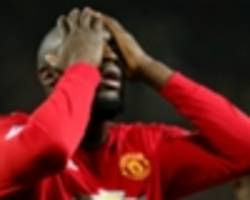 'man utd struggling to make europa league' - red devils 'a million miles from top four', warns neville