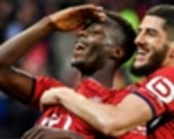 video: premier league target pepe continues to shine for lille