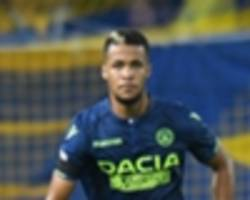 william troost-ekong pleased with udinese's away draw with sassuolo