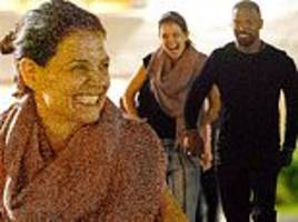 katie holmes and jamie foxx picture exclusive couple giggle as they enjoy romantic date night