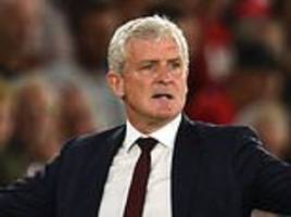 mark hughes sacking has cost southampton a staggering £6m