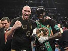 the rediscovered admiration for tyson fury suggests his redemption is complete