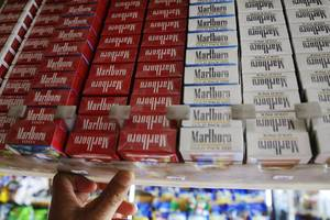 Marlboro-maker Altria is reportedly in talks to buy marijuana producer Cronos Group