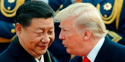 trump says china will 'reduce and remove tariffs' on car imports from the us