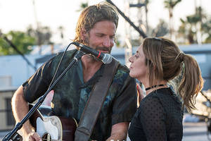 'a star is born' to get one-week imax engagement