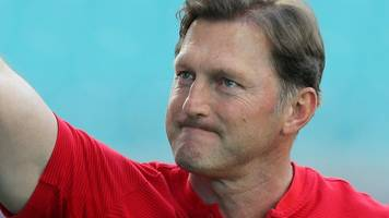 southampton target hasenhuttl to replace sacked hughes