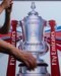 fa cup draw live: latest updates as third-round ties are announced at stamford bridge