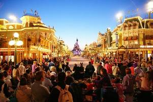disneyland paris to double in size with third park planned