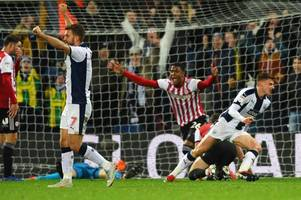 leicester city's harvey barnes scores again as west brom are denied by brentford