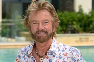 i'm a celebrity's noel edmonds breaks silence over holly willoughby feud with four words