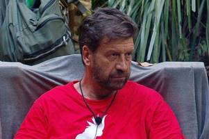 noel edmonds has harsh parting words for nick knowles amid worries i'm a celebrity stars could 'quit' after clashing with diy sos star