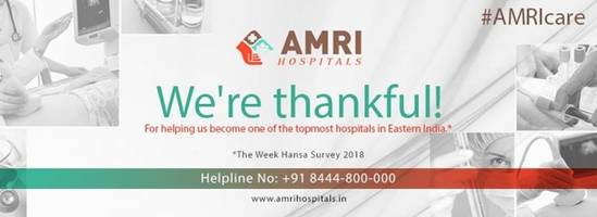 achievements and endowments of amri hospitals in 2018