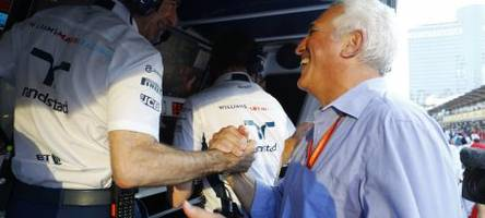 billionaire stroll not in f1 'to lose money'