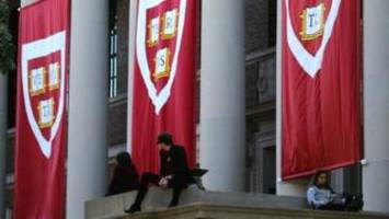 harvard university sued over single-sex club crackdown
