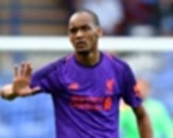 fabinho has 'no reason to leave' liverpool as psg links emerge