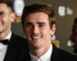 'i won a world cup, what else do i have to do?' - griezmann disappointed by ballon d'or finish