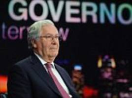Mervyn King savages Theresa May's Brexit deal branding it a 'humiliating submission'